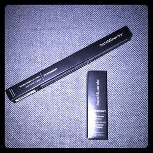 NIB BareMinerals Lip Liner and Lipstick